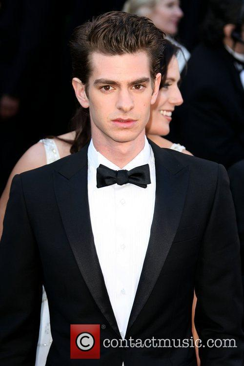 Andrew Garfield and Academy Of Motion Pictures And Sciences 1