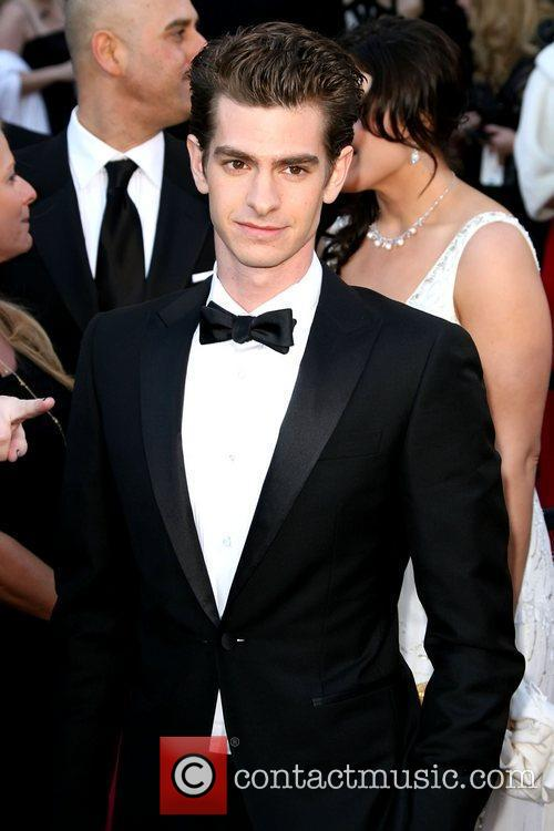 Andrew Garfield and Academy Of Motion Pictures And Sciences 3