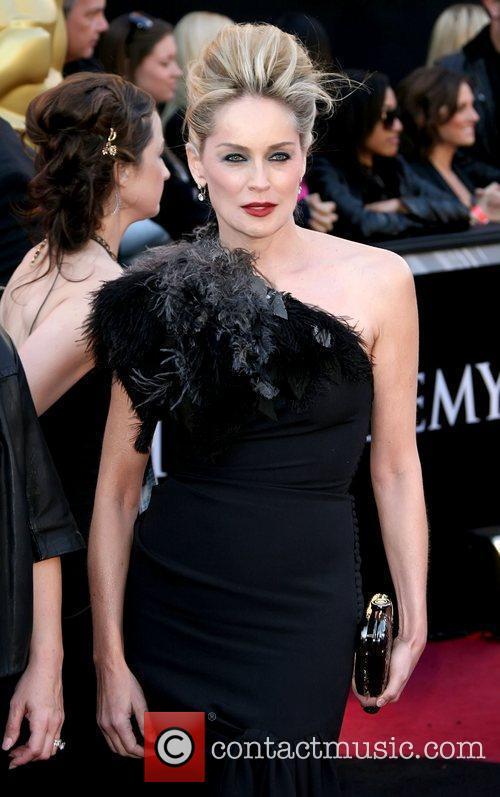 Sharon Stone 83rd Annual Academy Awards (Oscars) held...