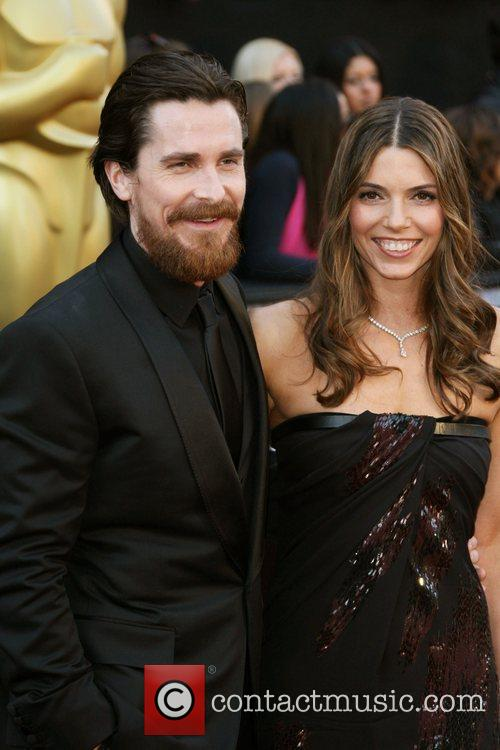 Christian Bale and Sibi Bale 83rd Annual Academy...