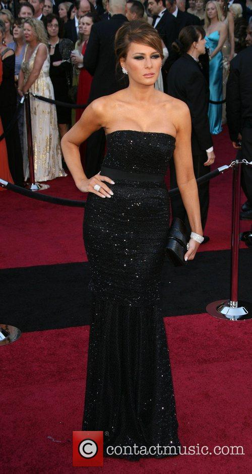 Melanie Trump, Academy Of Motion Pictures And Sciences and Academy Awards 1