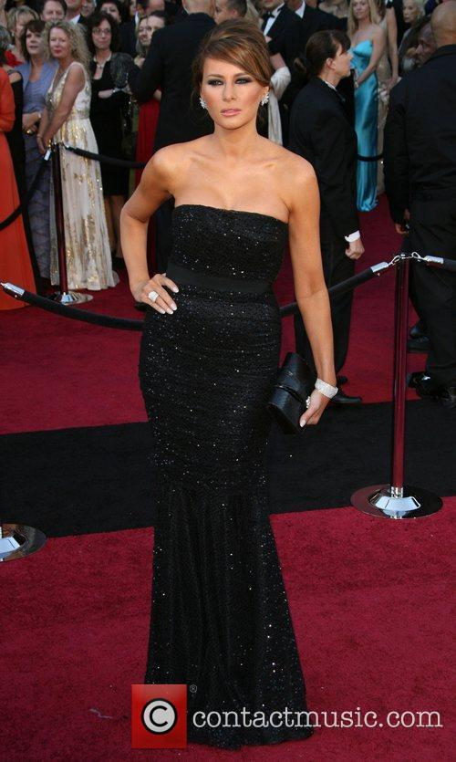 Melanietrump, Academy Of Motion Pictures And Sciences and Academy Awards 2