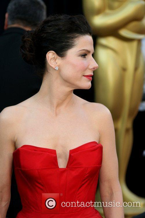 Sandra Bullock and Academy Of Motion Pictures And Sciences 2