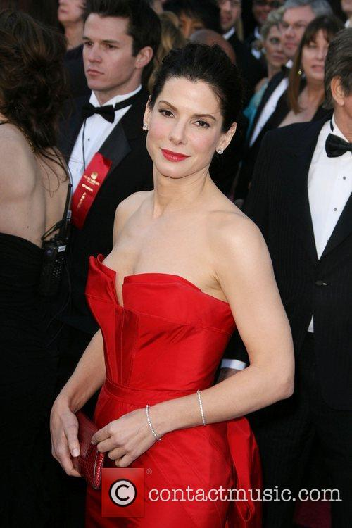 Sandra Bullock and Academy Of Motion Pictures And Sciences 5