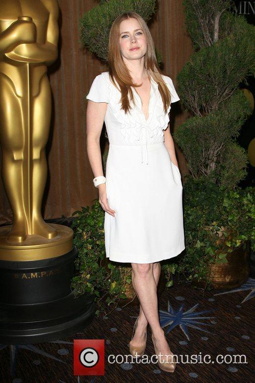 Amy Adams 83rd Annual Academy Awards Nominee Luncheon,...