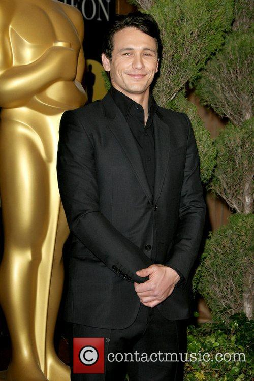 James Franco 83rd Annual Academy Awards Nominee Luncheon,...