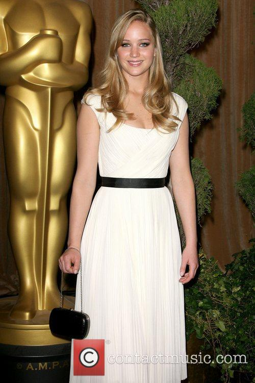 Jennifer Lawrence 83rd Annual Academy Awards Nominee Luncheon,...