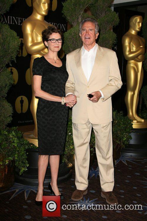 Annette Bening and Warren Beatty 83rd Annual Academy...