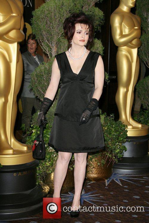 Helena Bonham Carter and Warren Beatty 1