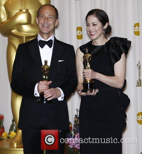Charles Ferguson And Audrey Marrs, Academy Awards and Kodak Theatre 11