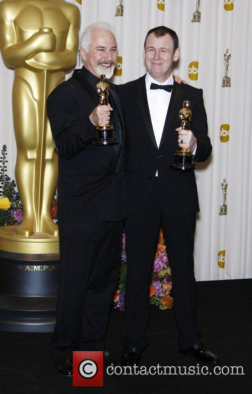 Rick Baker and Dave Elsey 83rd Annual Academy...