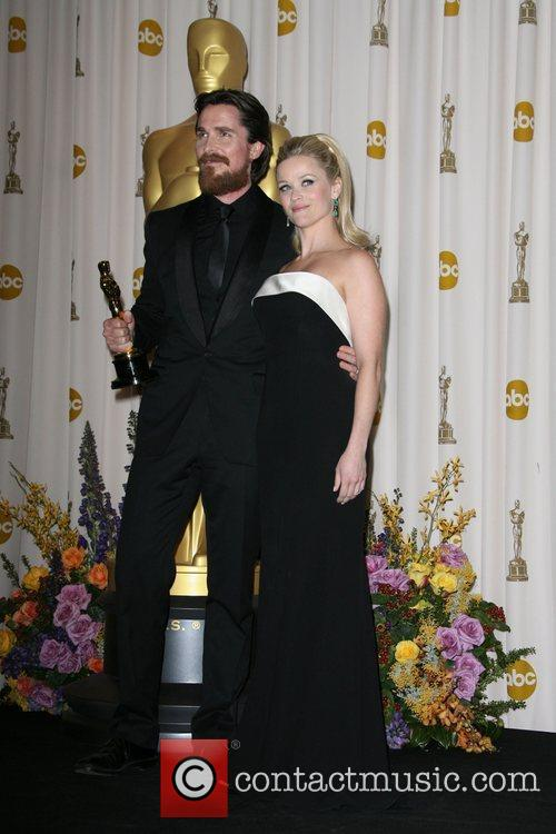 Christian Bale and Reese Witherspoon  83rd Annual...
