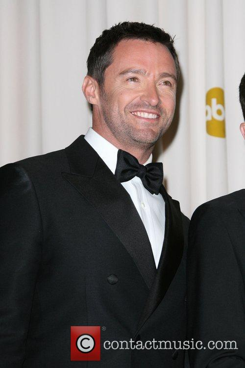 Hugh Jackman, Academy Of Motion Pictures And Sciences and Academy Awards 2