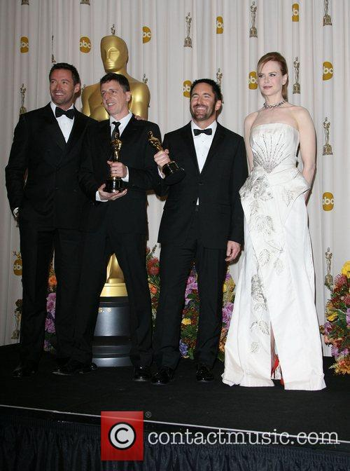 Nicole Kidman, Hugh Jackman, Trent Reznor and Academy Of Motion Pictures And Sciences