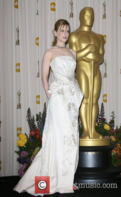 Nicole Kidman and Academy Of Motion Pictures And Sciences 4