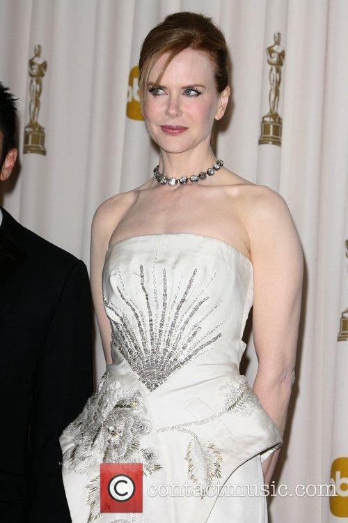 Nicole Kidman and Academy Of Motion Pictures And Sciences 2