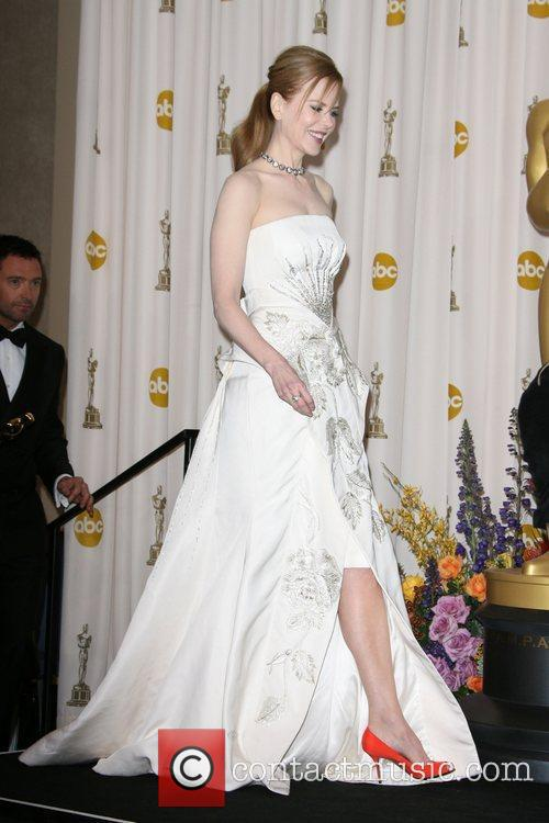 Nicole Kidman and Academy Of Motion Pictures And Sciences 8