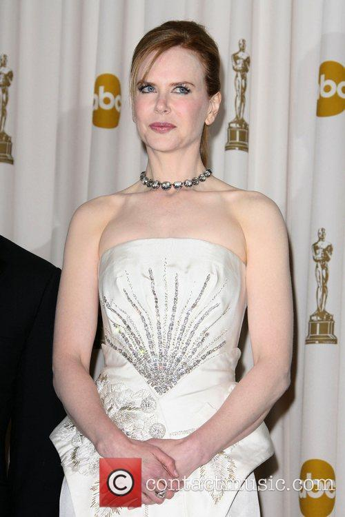 Nicole Kidman and Academy Of Motion Pictures And Sciences 11