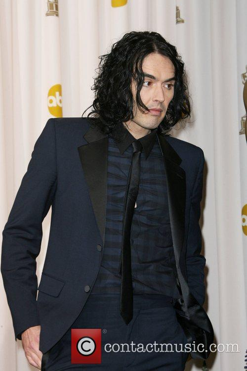 Russell Brand and Academy Of Motion Pictures And Sciences 8