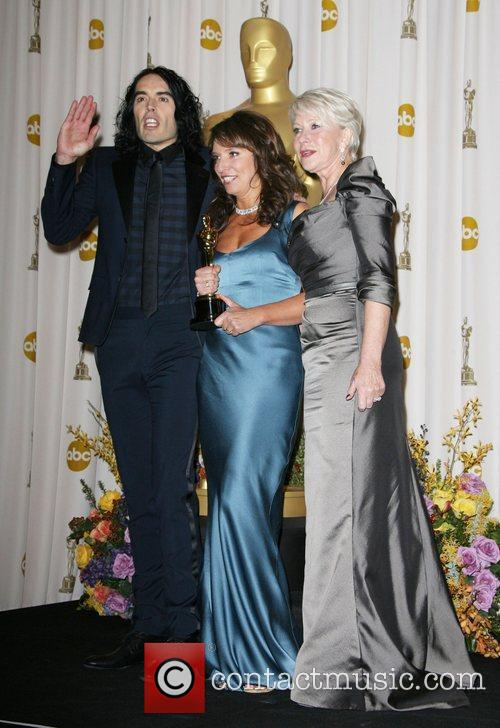 Russell Brand, Helen Mirren, Susanne Bier and Academy Of Motion Pictures And Sciences 10
