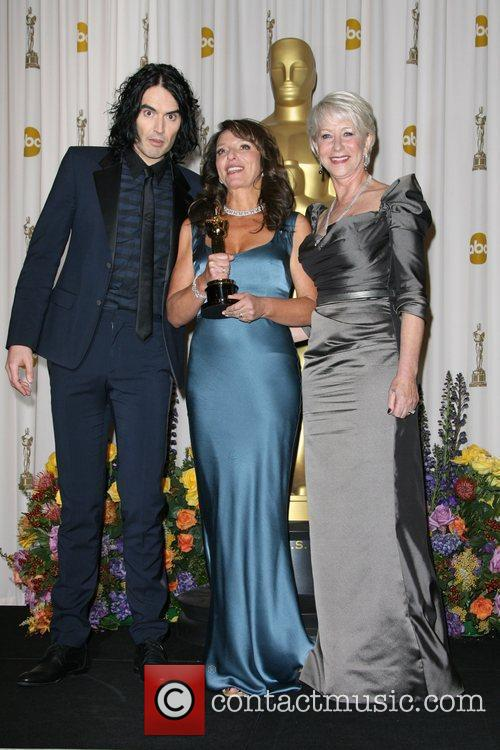 Russell Brand, Helen Mirren, Susanne Bier and Academy Of Motion Pictures And Sciences 3