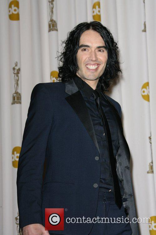 Russell Brand and Academy Of Motion Pictures And Sciences 9