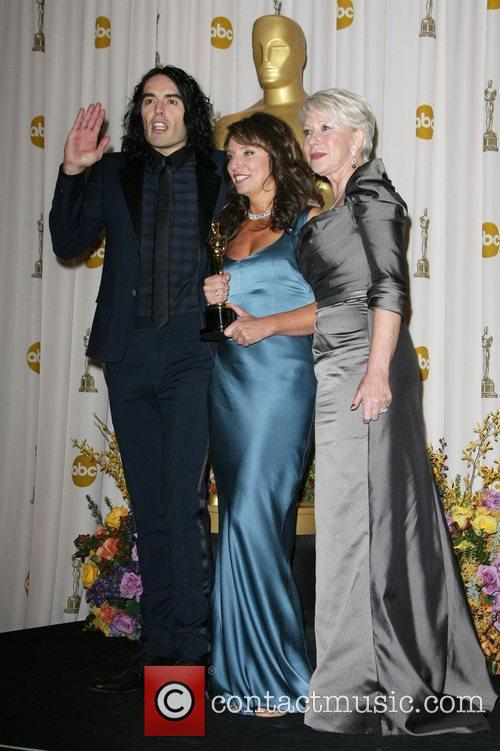 Russell Brand, Helen Mirren, Susanne Bier and Academy Of Motion Pictures And Sciences 7