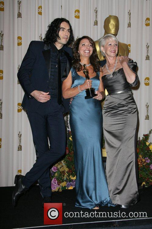 Russell Brand, Helen Mirren, Susanne Bier and Academy Of Motion Pictures And Sciences 6