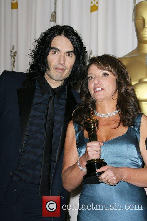 Russell Brand, Susanne Bier and Academy Of Motion Pictures And Sciences 1