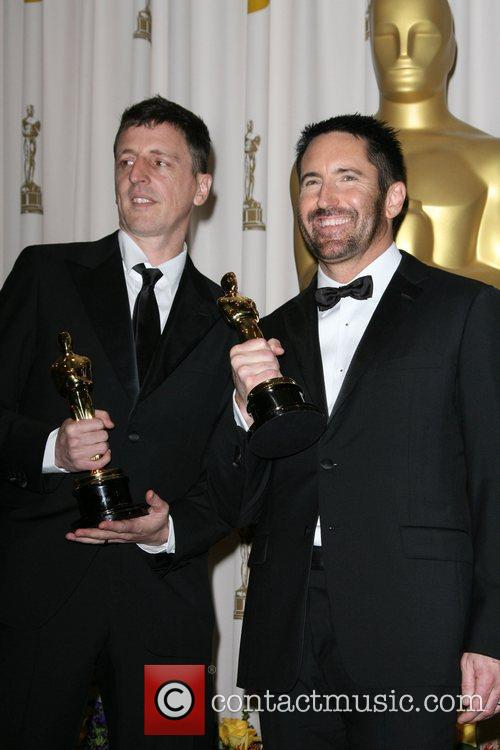 Trent Reznor Atticus Ross Oscars