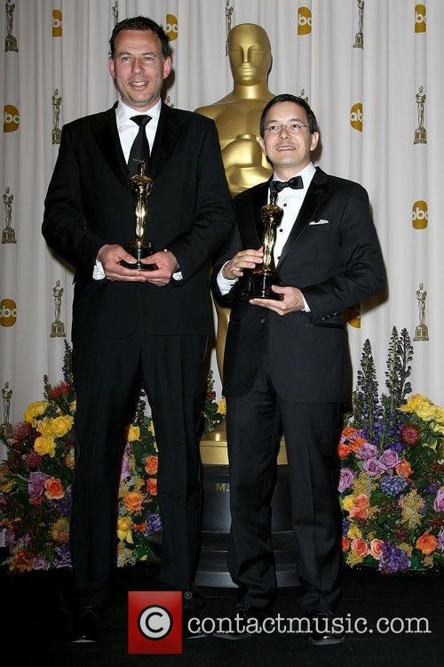 Andrew Ruhemann and Shaun Tan 83rd Annual Academy...