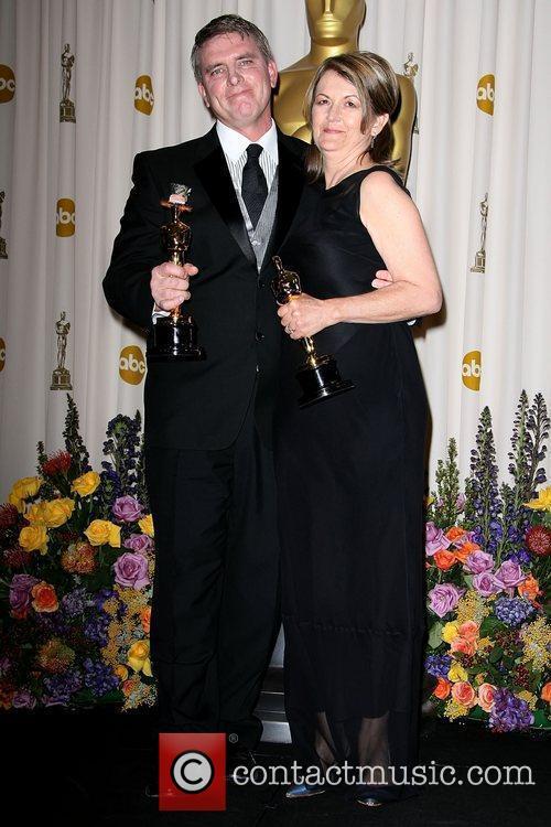 Robert Stromberg and Karen O'Hara 83rd Annual Academy...
