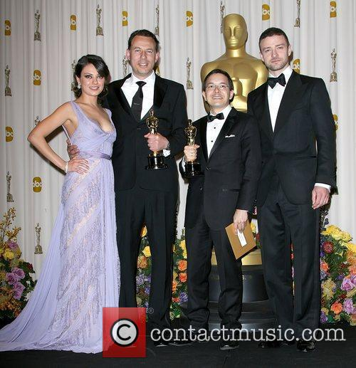 Mila Kunis, Justin Timberlake, Academy Of Motion Pictures And Sciences and Academy Awards 3