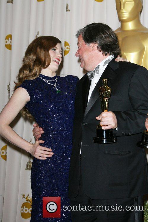 Amy Adams and Kirk Simon 83rd Annual Academy...