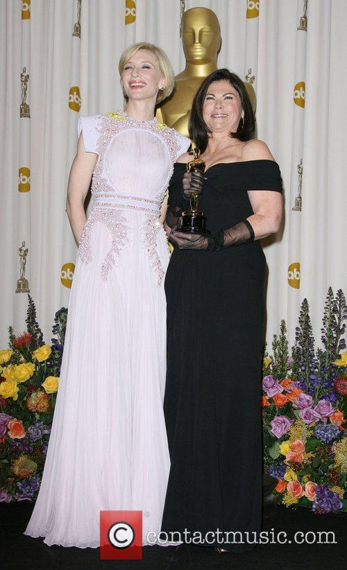 Cate Blanchete and Colleen Atwood 83rd Annual Academy...