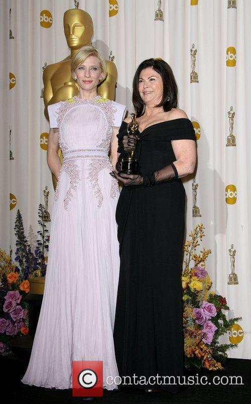 Cate Blanchett and Academy Of Motion Pictures And Sciences 8
