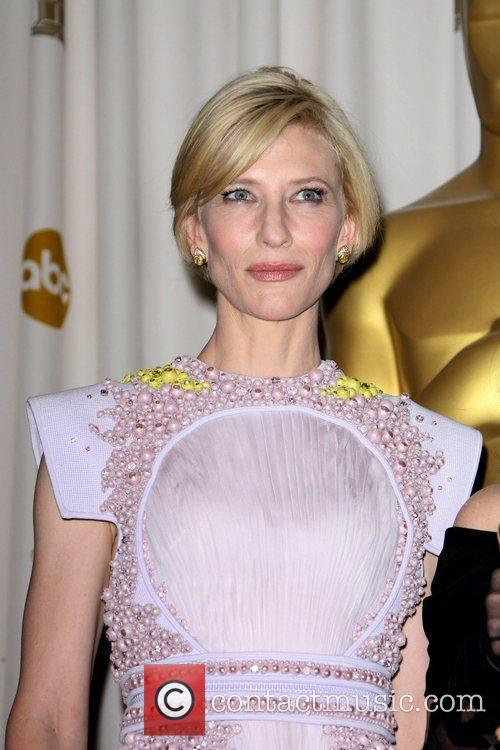 Cate Blanchett and Academy Of Motion Pictures And Sciences 7