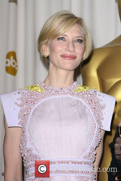 Cate Blanchett and Academy Of Motion Pictures And Sciences 4