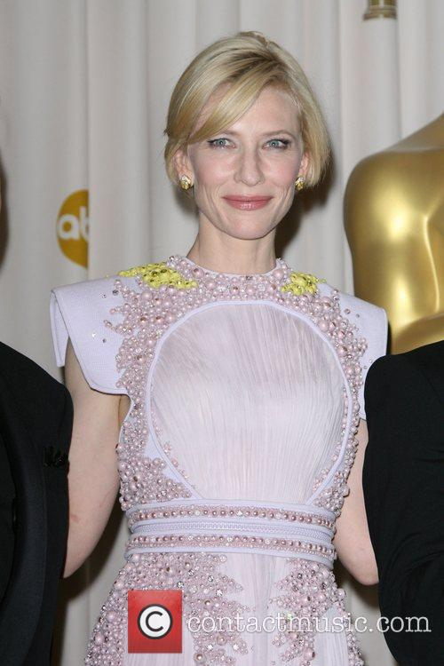 Cate Blanchett and Academy Of Motion Pictures And Sciences 9