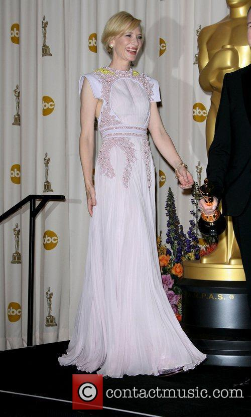 Cate Blanchett and Academy Of Motion Pictures And Sciences 11