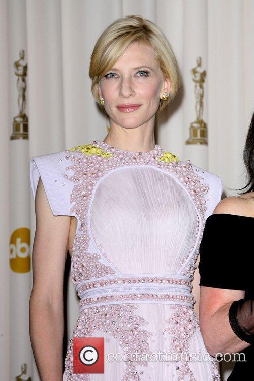 Cate Blanchett and Academy Of Motion Pictures And Sciences 2