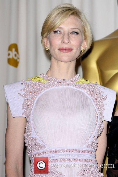 Cate Blanchett and Academy Of Motion Pictures And Sciences 5