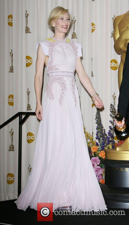 Cate Blanchett and Academy Of Motion Pictures And Sciences 10