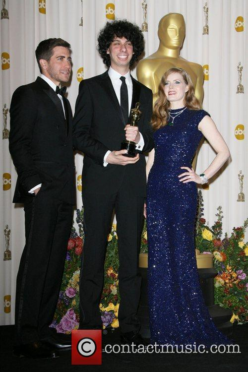 Jake Gyllenhaal, Amy Adams, Academy Of Motion Pictures And Sciences and Academy Awards 7