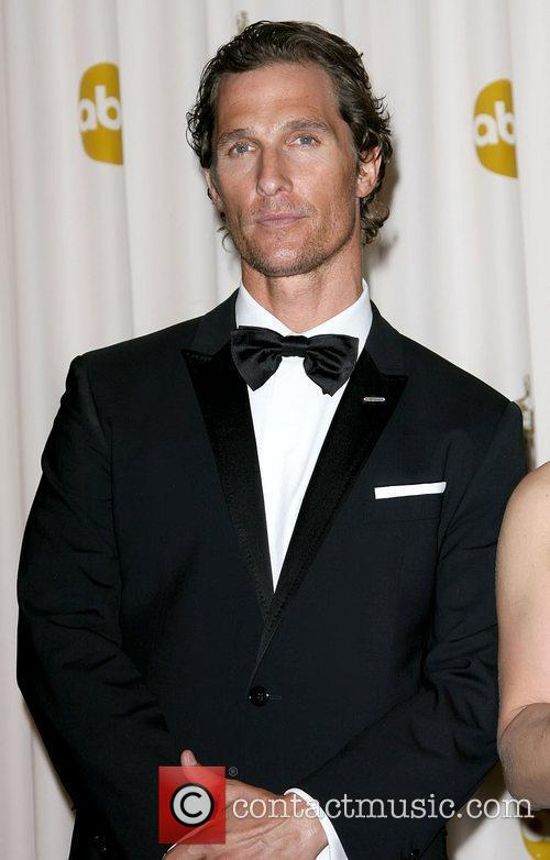 Matthew Mcconaughey, Academy Of Motion Pictures And Sciences and Academy Awards 1