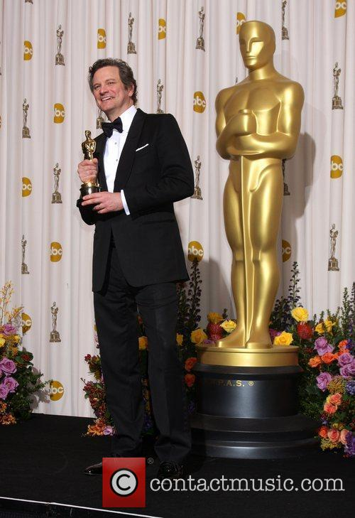 Colin Firth and Academy Of Motion Pictures And Sciences 4