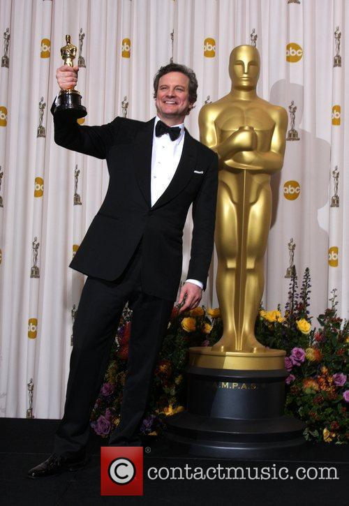Colin Firth and Academy Of Motion Pictures And Sciences 3