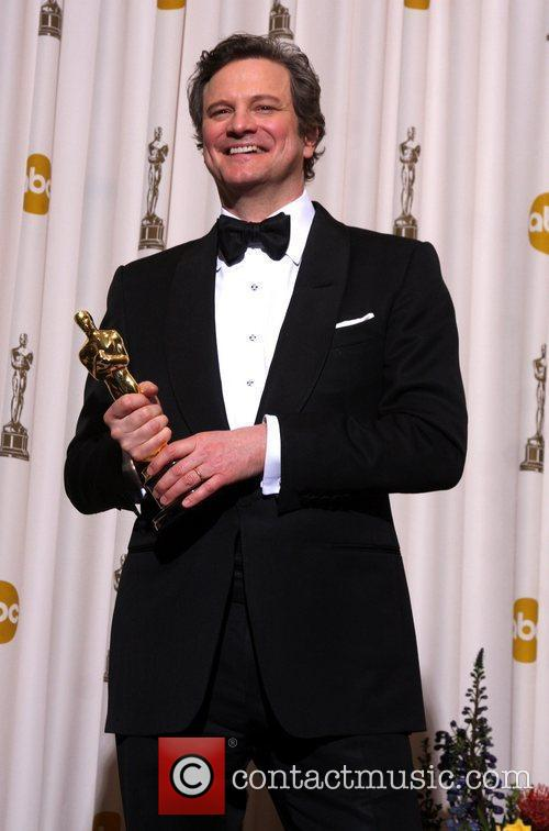 Colin Firth and Academy Of Motion Pictures And Sciences 1