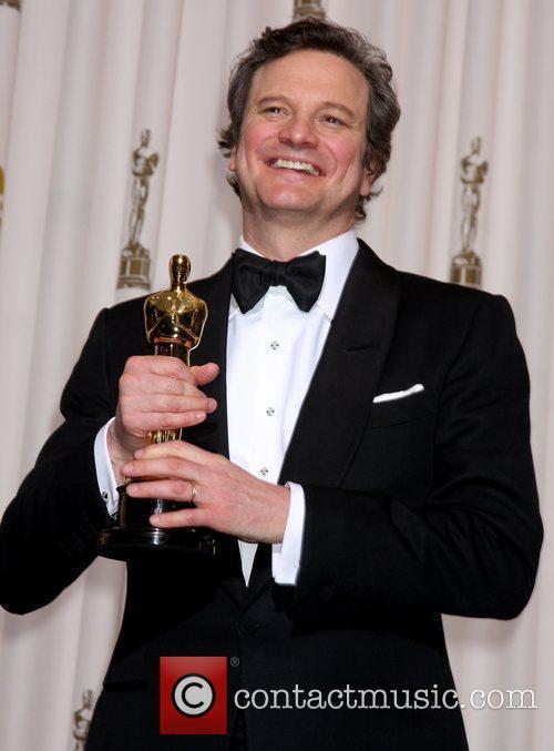 Colin Firth 83rd Annual Academy Awards (Oscars) held...