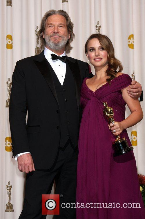 Jeff Bridges, Natalie Portman, Academy Of Motion Pictures And Sciences and Academy Awards